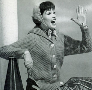 Women's Cardigan Knitting Pattern – Catalog of Patterns