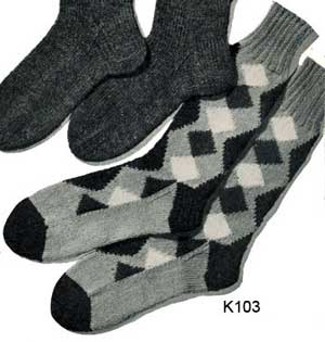 How to Knit Argyle Socks | eHow