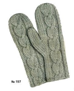 Loom Knitting Patterns Mittens