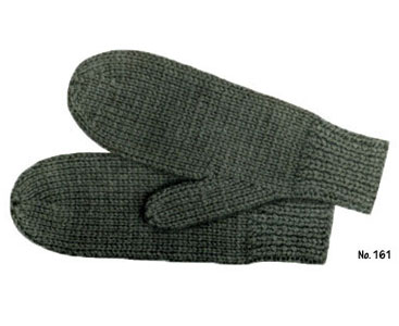 Brownie Knits: Men's Fingerless Mittens