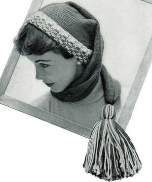 31 Knit Hat Patterns for the Winter - AllFreeKnitting.com - Free