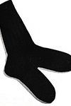 Men's English-Ribbed Socks Pattern