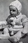 baby snowsuit pattern