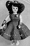 Frances Doll pattern