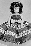 Anne Doll pattern