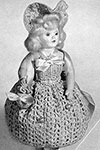 Pin Cushion Doll pattern