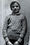 boys skating sweater and hat pattern