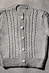 Cablestitch Cardigan Pattern