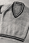 Tennis Sweater Pattern