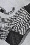 mens sock pattern 514