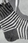 childrens sock pattern 527