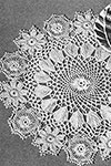 Rose of Sharon Doily pattern