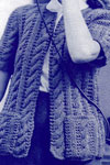 reliable cardigan pattern