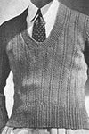 Ascot Pullover pattern