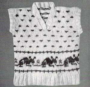 FREE KNITTING PATTERNS 12 PLY WOOL   KNITTING PATTERN